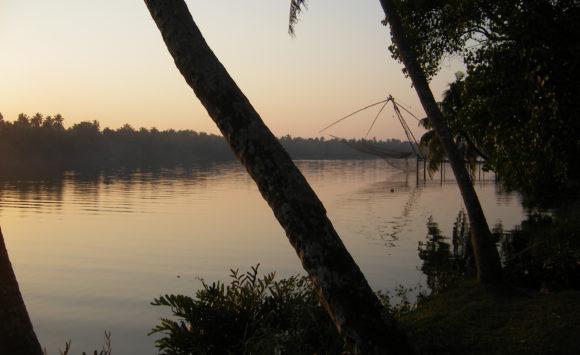 Stage de yoga et cure ayurvédique au Kérala (Inde du sud)