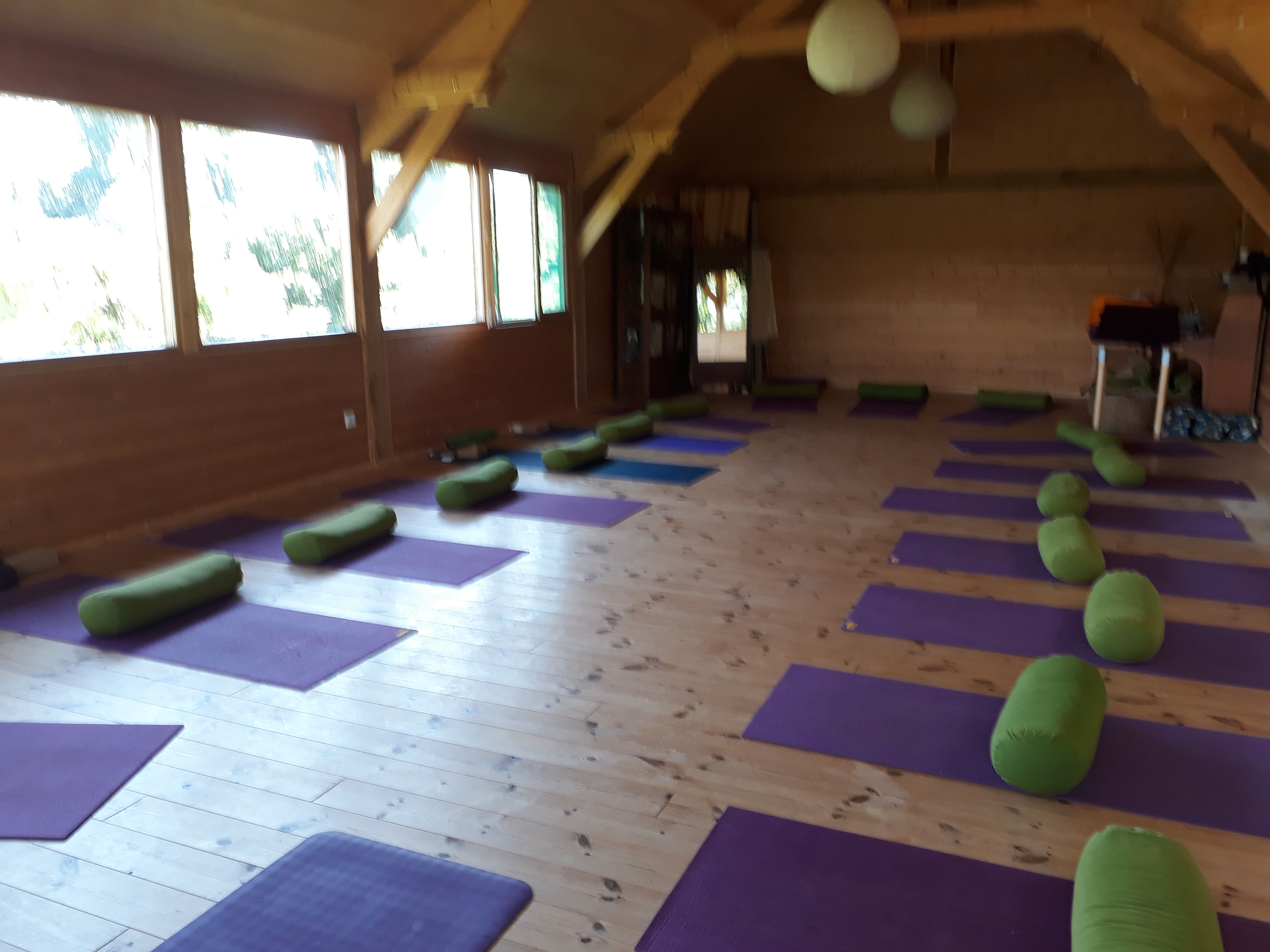stage normandie viva yoga
